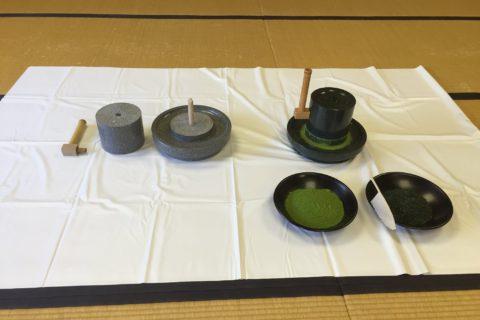 松井宗豊 茶の湯