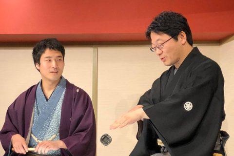 桂紋四郎の上方落語能楽最前線