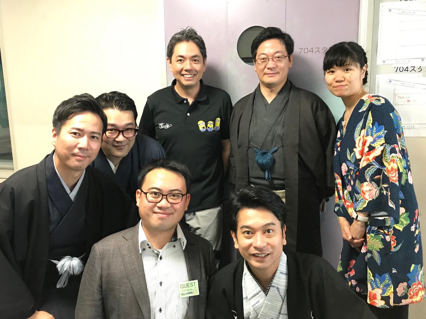 ラジオ関西『桂春蝶のちょうちょ結び』出演